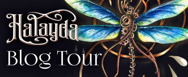 Halayda Blog Tour Banner